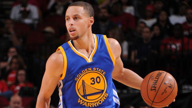 Le meneur de Golden State, Stephen Curry