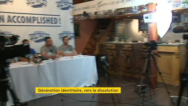 Procédure de dissolution de Génération Identitaire : un mouvement spécialiste des provocations dans les régions de France