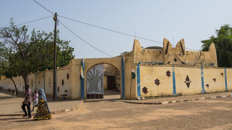 La ville de Kouré, au Niger, le 27 septembre 2019. (MICHAEL RUNKEL / ROBERT HARDING HERITAGE / AFP)