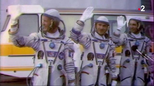 Dans le rétro : Jean-Loup Chrétien devenait, il y a 38 ans, le premier Français dans l'espace