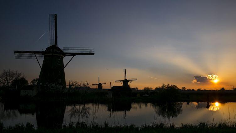 Les moulins, symboles des Pays-Bas. (MAXPPP)