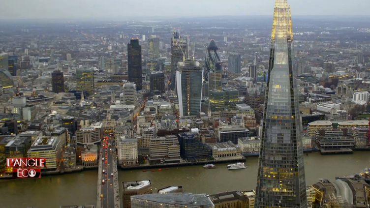 A Londres, la finance islamique se retrouve dans bien des secteurs, notamment dans les grands projets immobiliers (L'Angle éco/France 2).