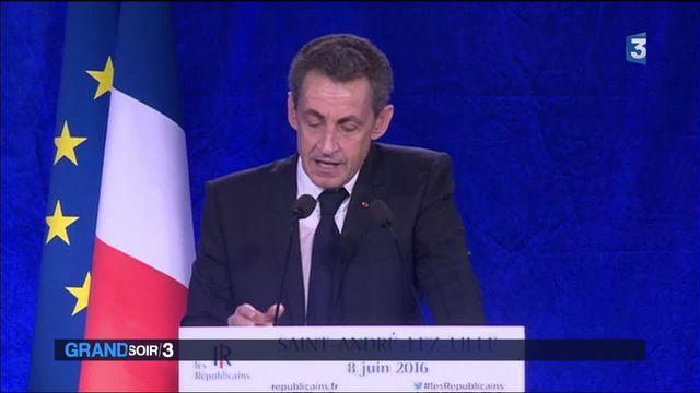 Nicolas Sarkozy veut consacrer son attention au peuple