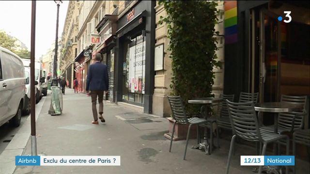 Airbnb : exclu de Paris ?