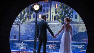 "Ryan Gosling et Emma Stone dans ""La La land"" de Damien Chazelle  (SND)"