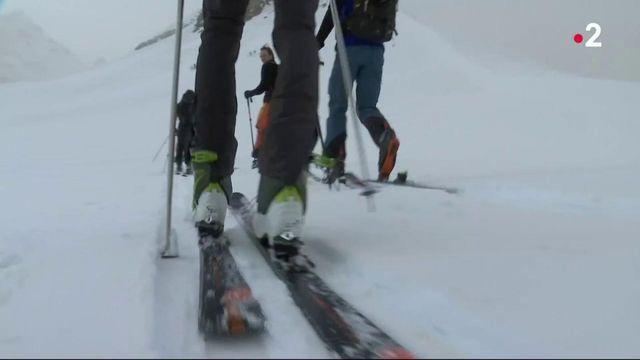 Montagne : le ski de randonnée à du succès