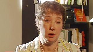 Janvier 2014 - Murielle Ravey, infirmière urgentiste, rescapée française de l'attaque terroriste sur le site gazier algérien d'In Amenas, ( FRANCE 2 / FRANCETV INFO )