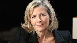 La journaliste Claire Chazal, lors d'une émission sur TF1, le 6 décembre 2012. (PMG / SIPA)