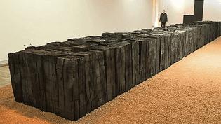 """Exposition """"Plus de Lumière"""" de l'artiste coréen Lee Bae à la Fondation Maeght de Saint-Paul-de-Vence  (France 3 / Culturebox )"""