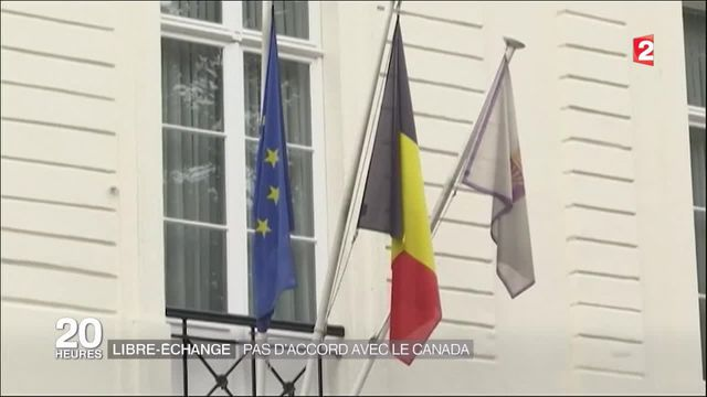 CETA : la Belgique bloque la signature