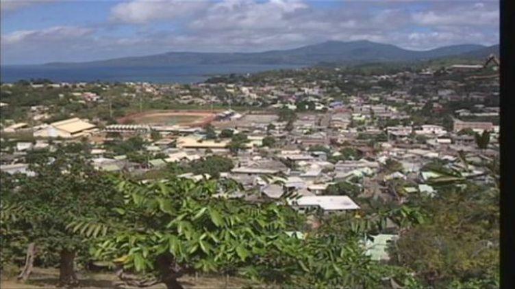 Nouvelles manifestations à Mayotte contre la remise en cause du statut du département au sein de la France (MAYOTTE LA 1ERE / AFP)