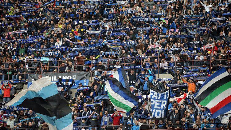 Deux matches à huis clos pour l'Inter Milan à San Siro (GIUSEPPE COTTINI / NURPHOTO)