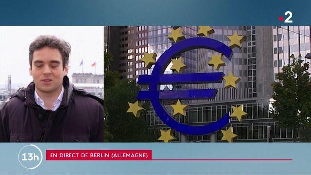 Covid-19 : journée de télétravail à la Banque centrale européenne