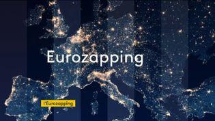 Comme tous les soirs, tour d'horizon de ce qui fait la une dans les JT de nos voisins européens. (FRANCEINFO)