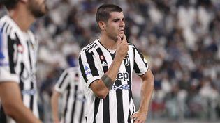 La Juventus d'Alvaro Morata a été défaite sur sa pelouse par le promu Empoli (0-1). (GIUSEPPE COTTINI / NURPHOTO)