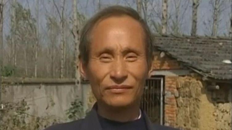 Luo Yuanping le 27 novembre 2011 à Longzui (Chine). (REUTERS)