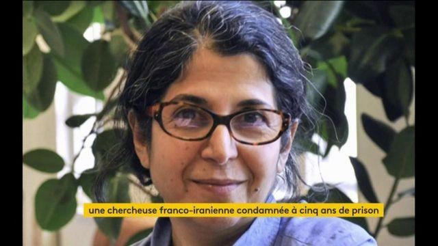 Farida Abdelkhah condamnée