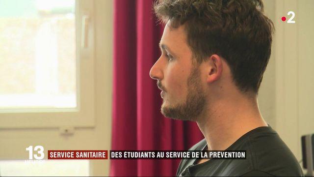 Santé : des étudiants en médecine font de la prévention