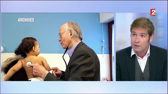 """Santé : """"Le vrai problème, c'est la défiance vis-à-vis des vaccins"""""""