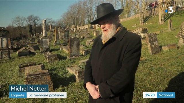 Antisémitisme : des cimetières toujours profanés