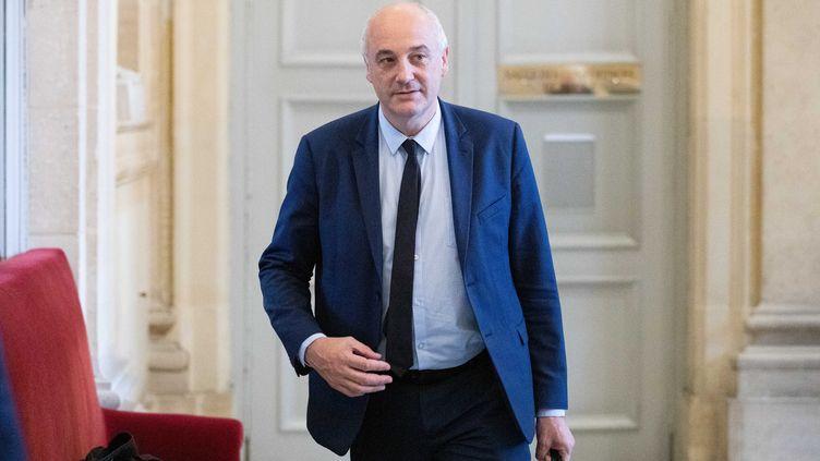 Marc Delatte, député LREM de la 4e circonscription de l'Aisne, membre du Comité consultatif national d'éthique et médecin, le 29 octobre 2019. (CHRISTOPHE MORIN / MAXPPP)