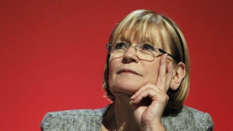 Marie-George Buffet. (AFP - François Guillot)