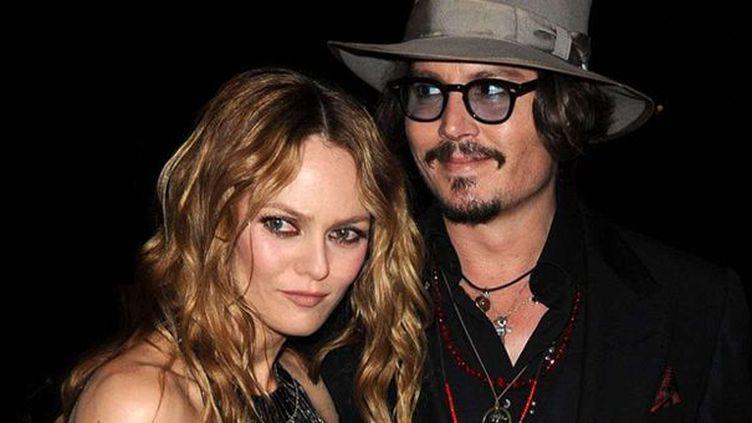 Vanessa Paradis et Johnny Depp : la fin d'une histoire  (KPB,/WENN.COM/SIPA)