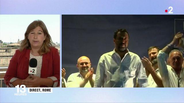 Fort de son succès aux Européennes, Salvini veut gouverner seul