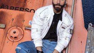 Le réalisateur, chanteur et musicien français Yoann Lemoine, alias Woodkid, en 2020. (UNIVERSAL)