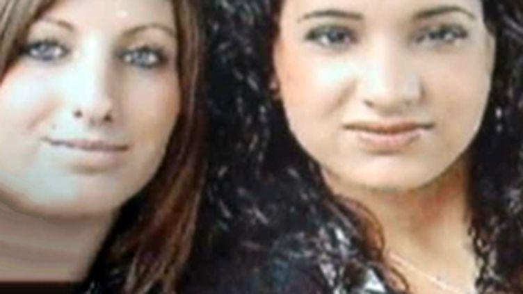 Céline Faye et Sarah Zaknoun