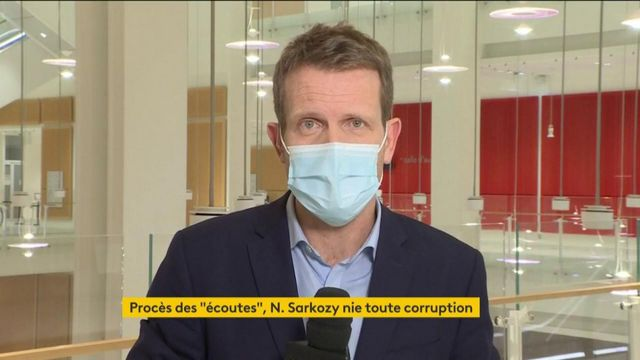 Affaire des écoutes : Nicolas Sarkozy s'est défendu avec ardeur
