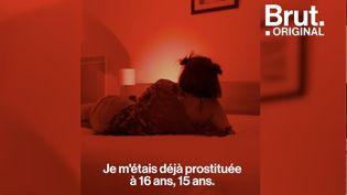 """VIDEO. """"C'est légal, je suis sécurisée"""" : Travailleuse du sexe, Doria est partie exercer en Suisse (BRUT)"""