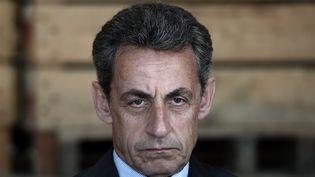 Nicolas Sarkozy en juillet 2016. (FREDERICK FLORIN / AFP)