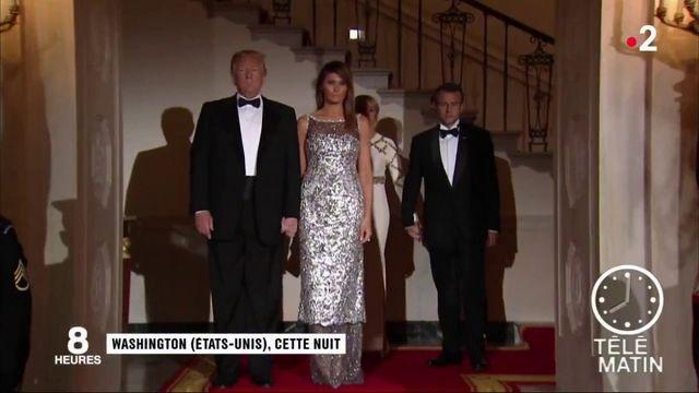 Macron aux États-Unis : un dîner d'État aux allures de promesse de proximité ?