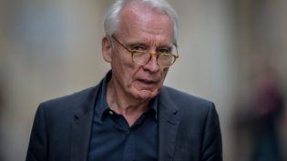 Maitre Jean-Paul Teissonnière, l'avocat de Murielle Bolle dans l'affaire du petit Grégory. (MAXPPP)