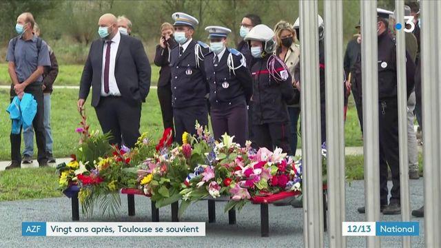 Explosion de l'usine AZF : 20 ans après, Toulouse se souvient