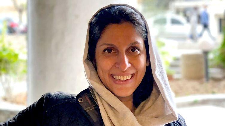 """Nazanin Zaghari-Ratcliffeest poursuivie pour """"propagande"""" contre l'Iran et a été condamnée le 26 avril 2021 à un an de prison. (AY-COLLECTION / SIPA)"""