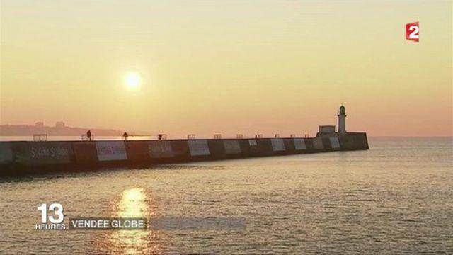 Vendée Globe : Le Cléac'h attendu en vainqueur