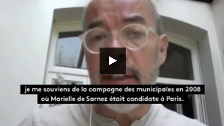 Franceinfo a recueilli le témoignage d'un ancien membre du conseil national du MoDem. Il affirme que le mouvement, qu'il a quitté en 2009, « était totalement autocratique ». (FRANCEINFO)