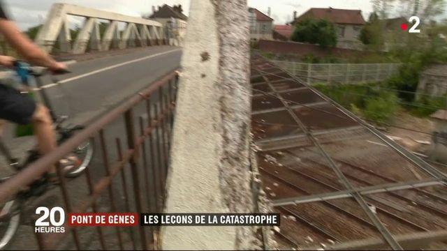 Les leçons de la catastrophe de Gênes : quels enseignements pour nos ponts ?