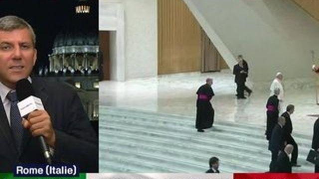 Pédophilie : Le pape François hausse le ton face aux évêques