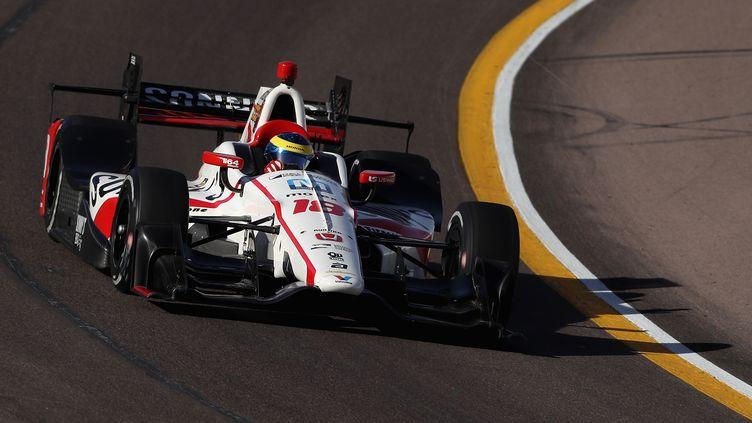 Sébastien Bourdais (Dale Coyne Racing Honda) (CHRISTIAN PETERSEN / GETTY IMAGES NORTH AMERICA)