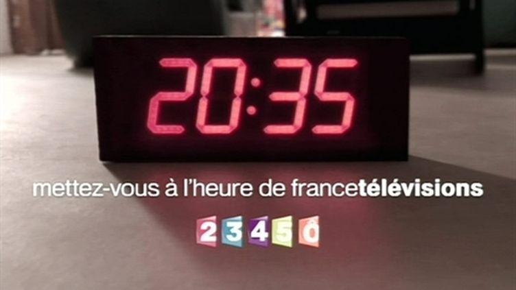 Nouvel horaire du début des programmes de la soirée sur France Televisions (© France 2)