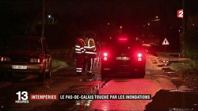 Intempéries : le Pas-de-Calais touché par les inondations