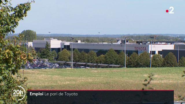 Emploi : pourquoi Toyota mise sur la France