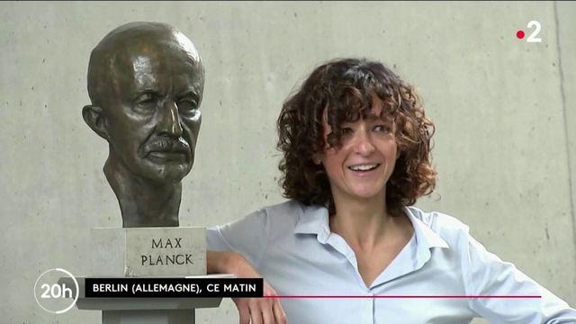 Prix Nobel de chimie : la française Emmanuelle Charpentier remporte le titre