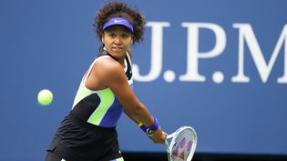 Naomi Osaka, lauréate de l'US Open 2020.  (AL BELLO / GETTY IMAGES NORTH AMERICA)