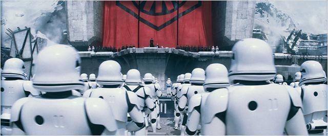 """L'armée du Premier Ordre, """"Star Wars 7""""  (Lucasfilm Ltd. & TM. All Right Reserved)"""