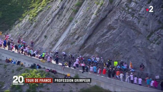 Tour de France : profession grimpeur