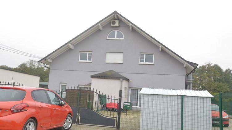 Ce nouveau féminicide a eu lieu dans le domicile conjugal deOberhoffen-sur-Moder, en Alsace. (FRANCK KOBI / MAXPPP)